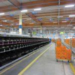 Visite de la PIC de Cestas (Plateforme Industrielle Courrier)