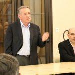 Rencontre avec le Maire de Cestas