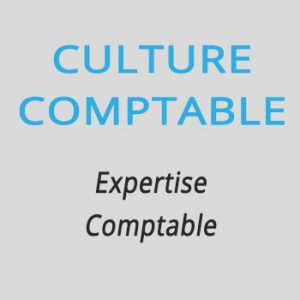 CULTURE COMPTABLE