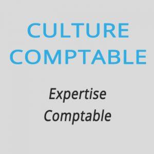 CULTURE COMPTABLE