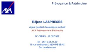 Cabinet Réjane LASPRESES